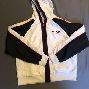 Vintage style Nike windbreak jacket